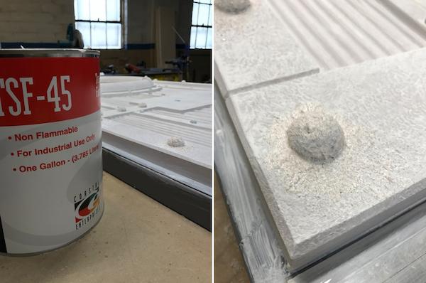 workspace renovations