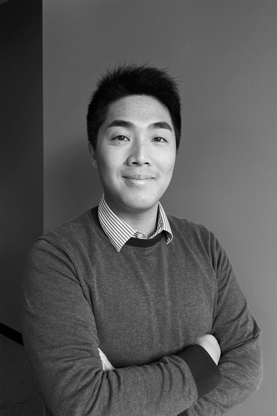 Portrait of Eric Ng
