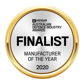 Manufacturer of the Year Seal