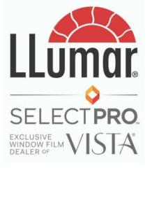 Vista by Llumar home window film denver