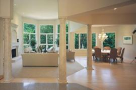 The window film cuts out so much of the glare, making your home more inviting. We do home window tinting in Fort Collins