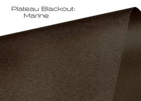 Elements Blackout Marine window shade fabric
