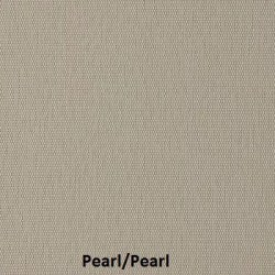 Pearl/Pearl fabric sample for our M Screen series of sun screens.
