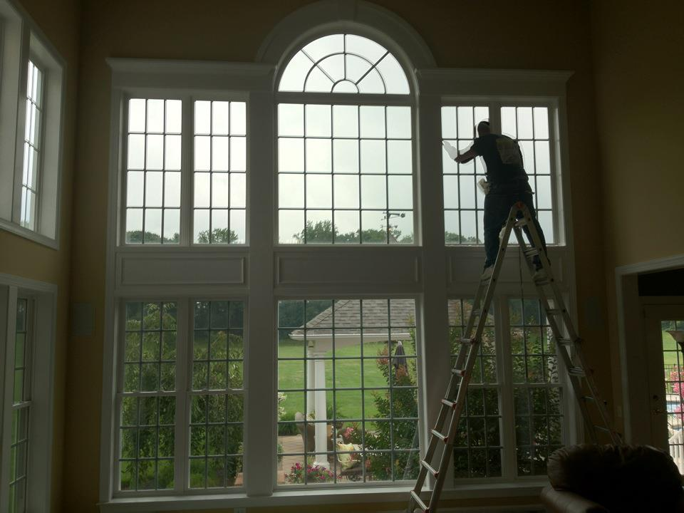 Beautiful Home More Comfortable with Window Film