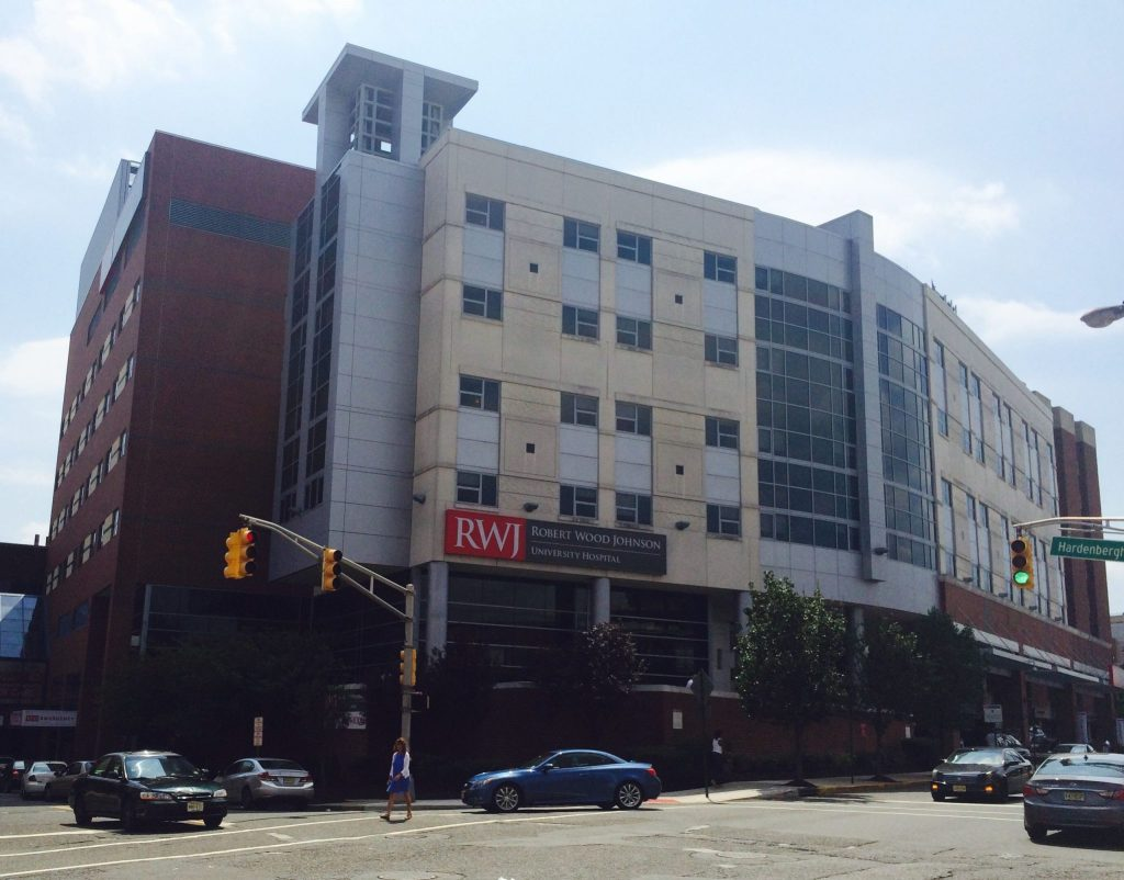We Help Robert Wood Johnson University Hospital With Custom Decorative Window Films