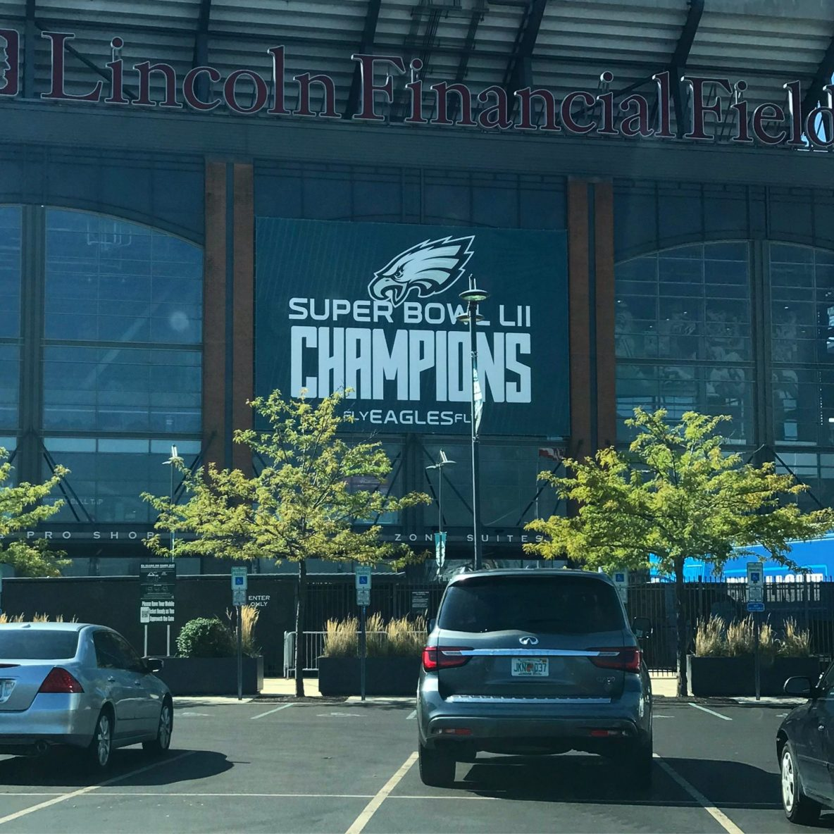 We Help Eagles Fans Enjoy Added Privacy with Vista Window Film = Window Tinting Philadelphia, Pennsylvania
