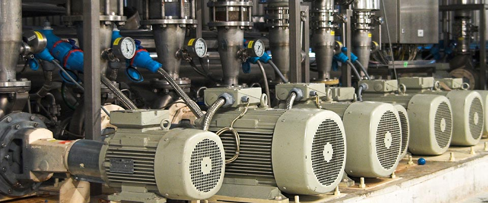 Industrial Motors Types And Applications For Use In