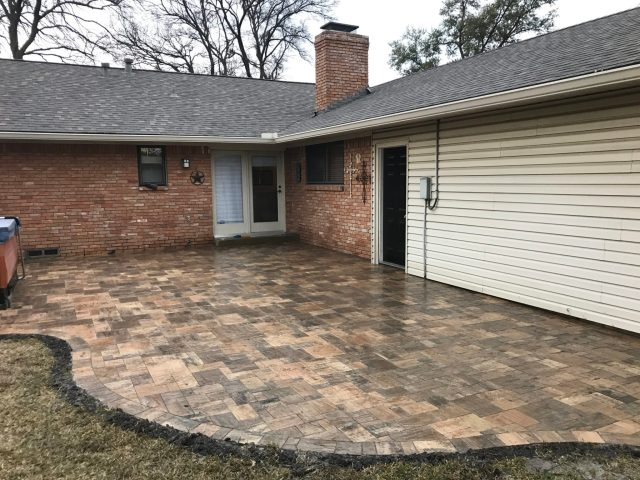 How to Clean Pavers on Your Patio  Precision Pavers