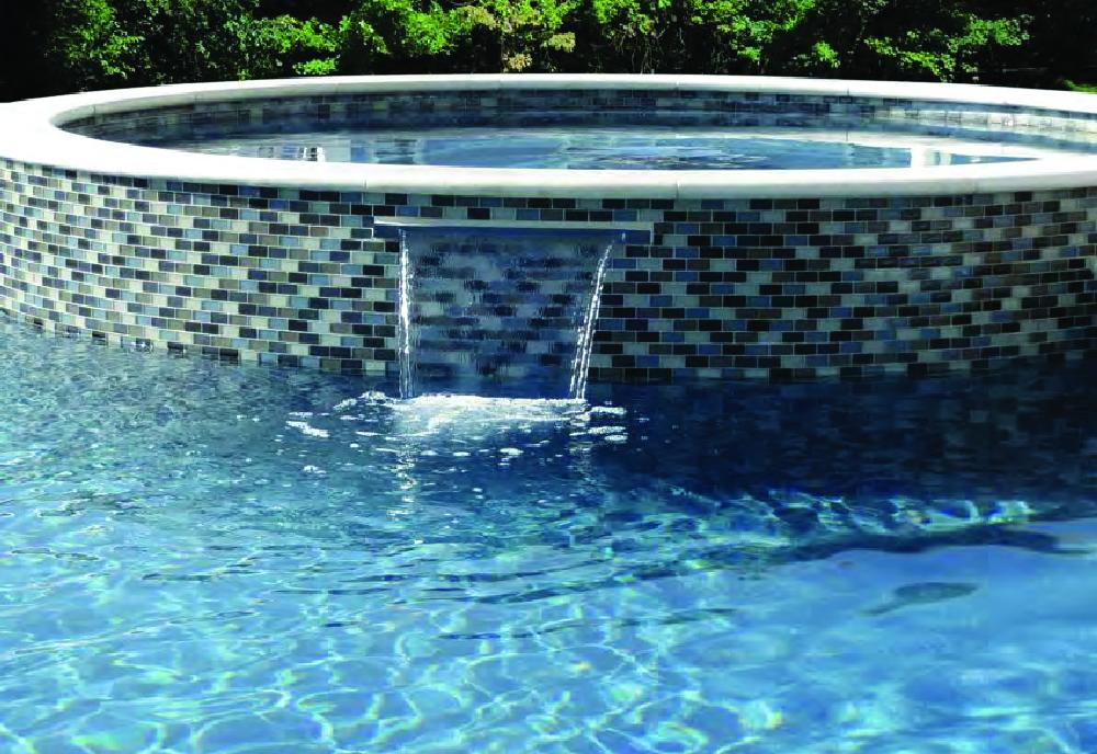 natural stone pool tile options