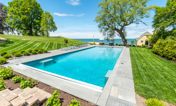 Quality In Ground Pool And Spa Installation