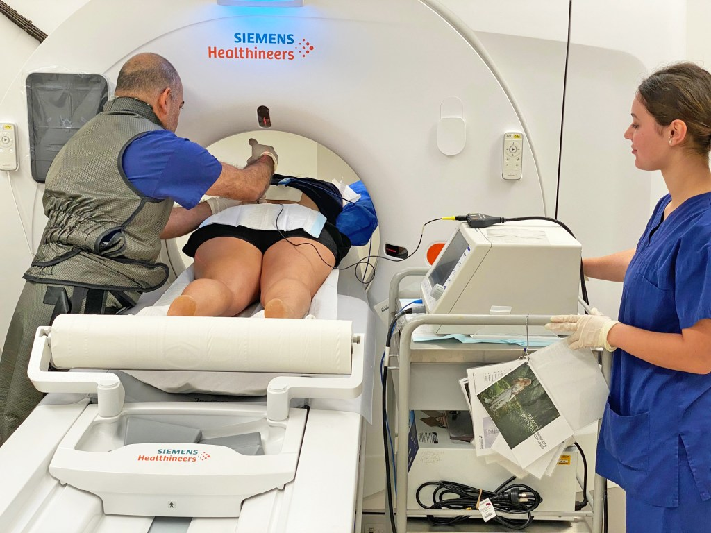 Interventional CT