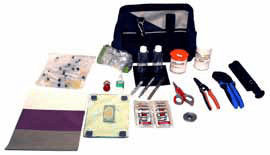 PRO Fiber Optic Installation Kit