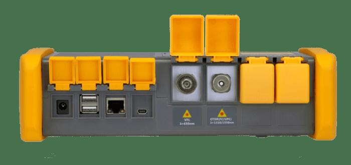 PRO-5350 Series OTDR Ports