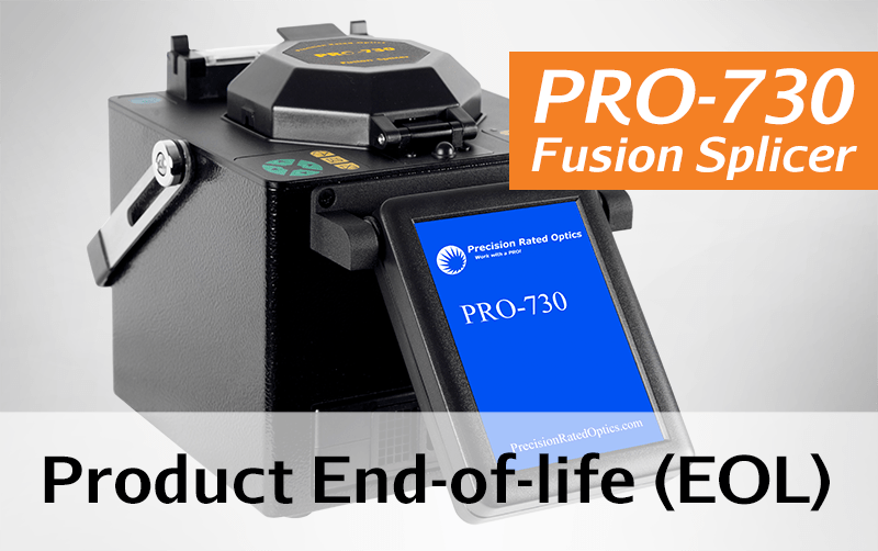 PRO-730 End-of-life