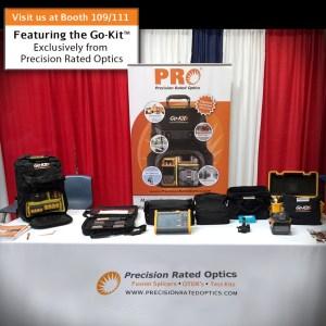 Precision Rated Optics - TCEI EXPO 2016 - Go-Kit™