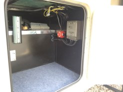 Class A Winnebago 400 watts 220 AH AGM single contoller, batterymonitor