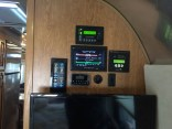 Battery Monitor System for RV Solar Power Lithium Batteries 1000 amp hours