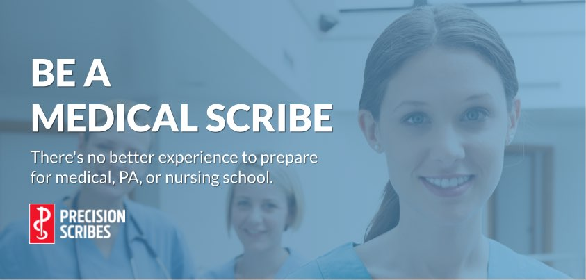 Be a Medical Scribe