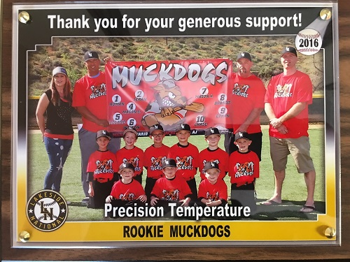Santee Muckdogs Sponsorship