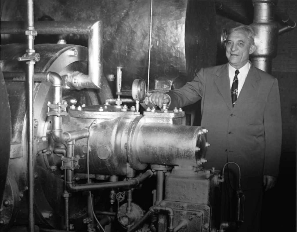Willis Carrier invented air conditioning