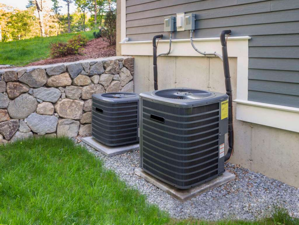 size of air conditioner