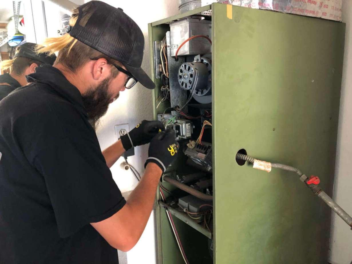 Furnace Preventative Maintenance San Diego