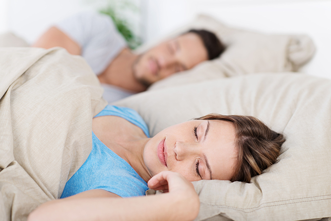 Sleep is one of the benefits of air purifiers