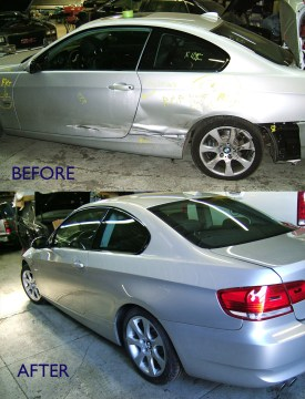 BMW BODY WORK
