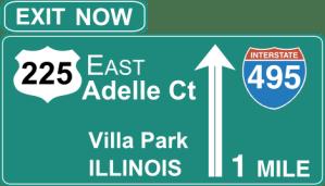 225 E. Adelle Ct, Villa Park, IL