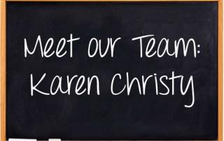 precision europe, meet our team, karen christy