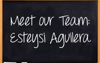 meet our team esteysi aguilera