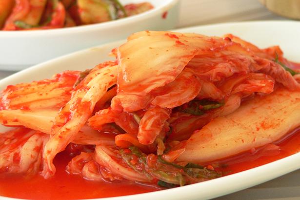 kimchi fermentation experiment