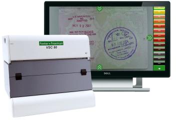 VSC80 touch screen