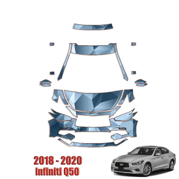 2018 – 2020 Infiniti Q50 – Paint Protection Kit