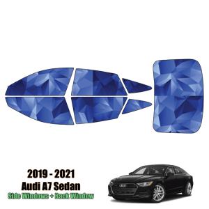 2019 – 2021 Audi A7 – Full Sedan Precut Window Tint Kit Automotive Window Film