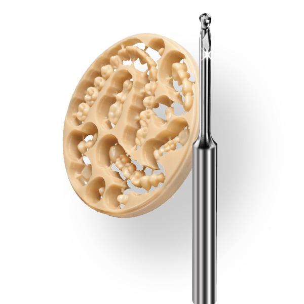 Precxis outils dentaires et medicaux - Matiere CAD-CAM PMMA