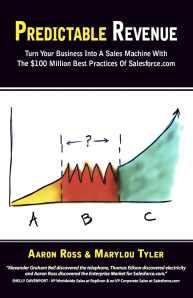 Predictable Revenue Book - Front Cover
