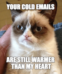 Why No One's Responding To Your Cold Emails