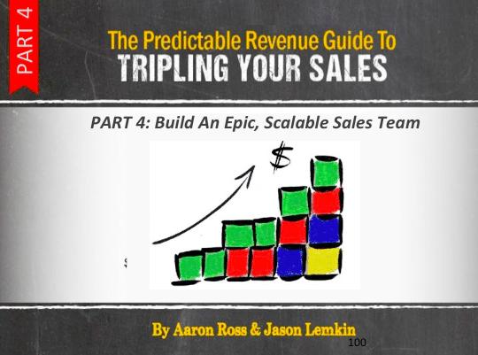part 4 triple your sales ebook cover