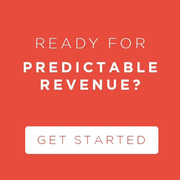 Guide Specialize Your Sales Roles Predictable Revenue
