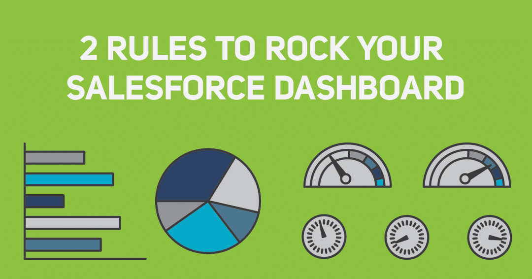 2 Rules to Rock Your Salesforce Dashboard and Level Up Your SDR Team