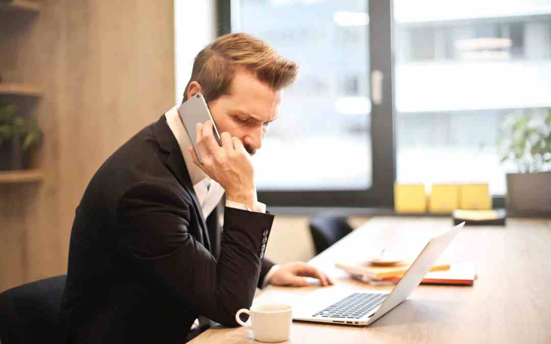 The 4 things to do after you choke on a cold call