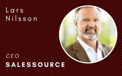 From Telemarketing to a Seat at the Executive Table: The Evolution of the SDR With SalesSource's Lars Nilsson