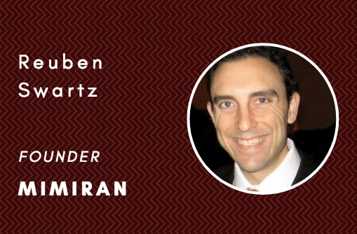 How to nail your proposals with Mimiran's Reuben Swartz