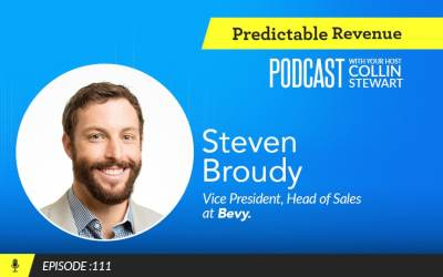 A window into the future: how Bevy Labs' Steven Broudy sees sales evolving…and what we should do about it