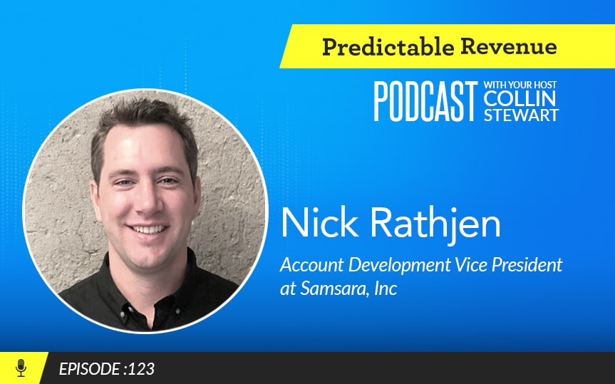 Lessons learned from hiring 200 sales reps in a year with Samsara's Nick Rathjen