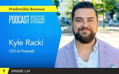 Swimming upstream: how Proposify went from selling self serve deals to working with enterprise clients with CEO Kyle Racki