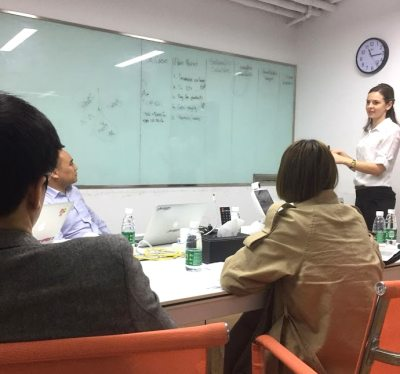 Training & Onsite with GrowingIO