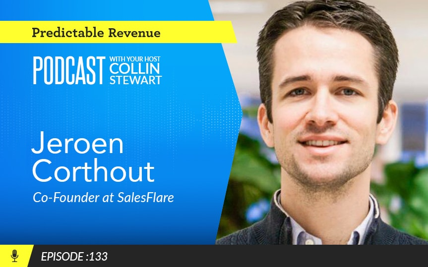 Getting your first 100 customers with Salesflare Co-Founder Jeroen Corthout