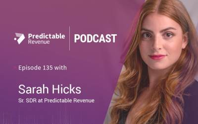 How to turn engaging activity on LinkedIn into prospects and personalize at scale with Sarah Hicks